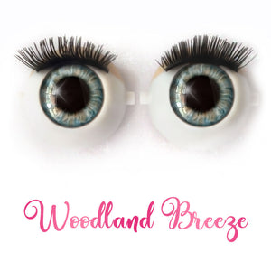 Woodland Breeze - Premium Classic Infinity™ Blinking Doll Eyes