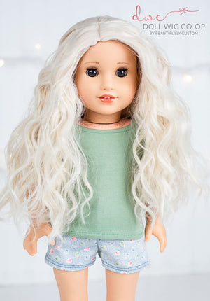 Barely Blonde - Flowy Style Co-op Wig (Size 11)