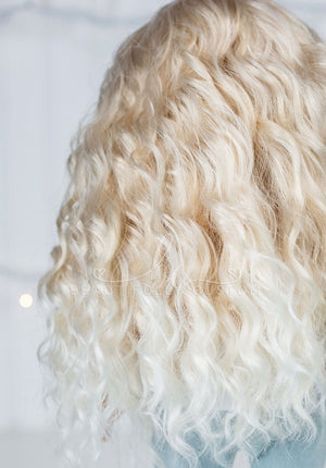 Blonde Bliss - Limited Edition Deluxe Essence Wig (Size 11)