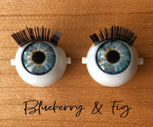 Blueberry & Fig - Premium Blinking Doll Eyes