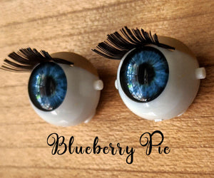 Blueberry Pie - Premium Blinking Doll Eyes (Retired Version)