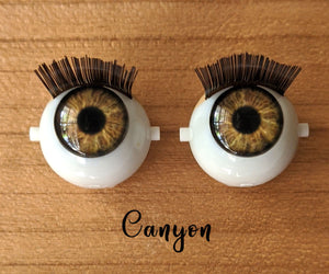 Premium Open/Close Doll Eyes – Canyon