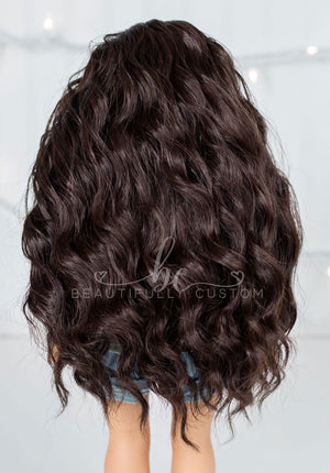 Chocolate Brownie - Limited Edition Deluxe Splendor Wig (Size 11)