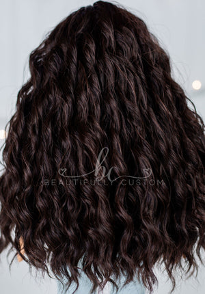 Dark Chocolate - Limited Edition Deluxe Essence Wig (Size 11)