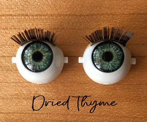 Dried Thyme - Premium Blinking Doll Eyes