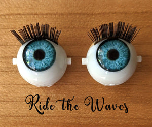 Ride the Waves - Premium Blinking Doll Eyes (Retired Version)