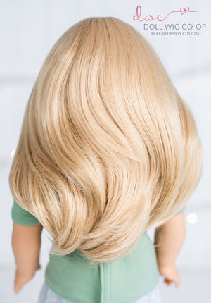 Taylor Blonde - Amara Style Co-op Wig (Size 11)