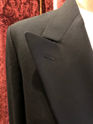 "Men's Tuxedo & Dinner Jackets: ""Valentino Uomo"" Designer Double-Breasted Tuxedo Jacket"