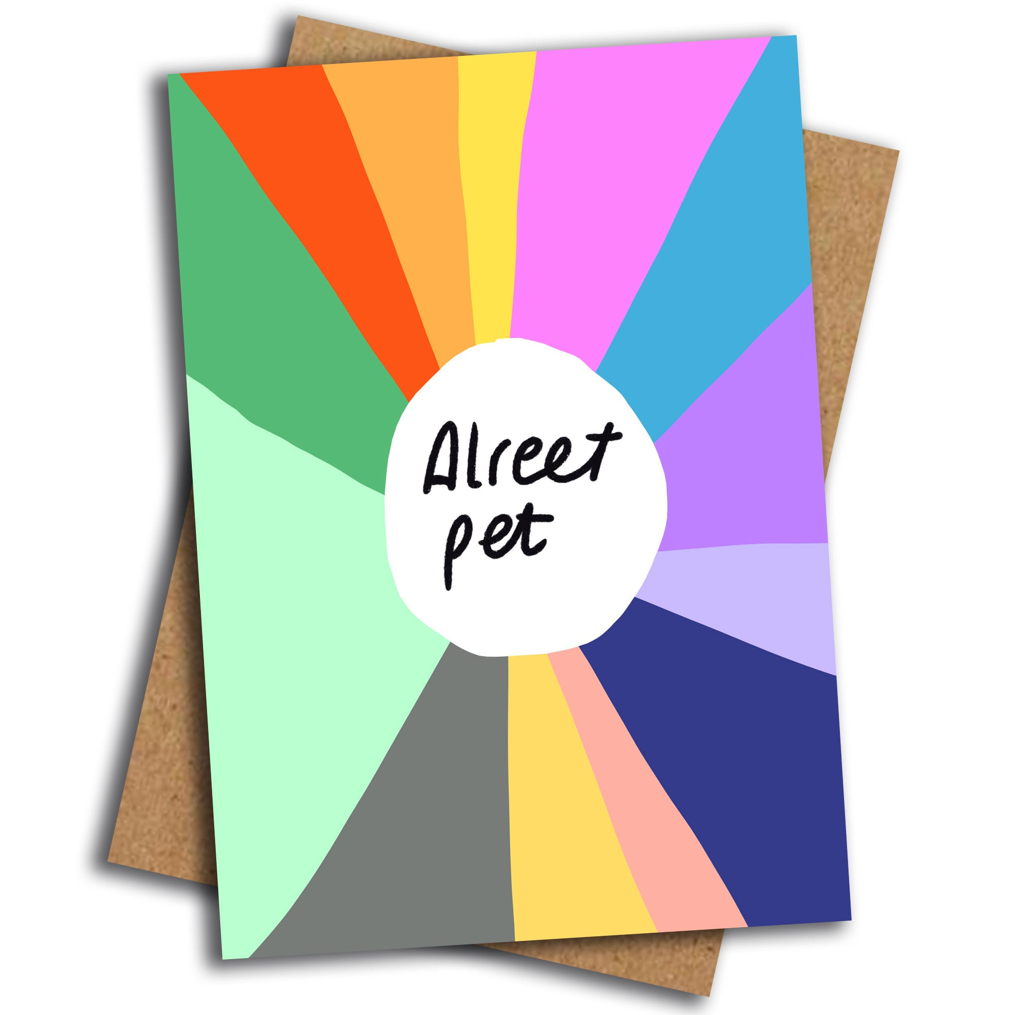 Alreet Pet card