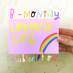 Card Subscription: Bi-Monthly