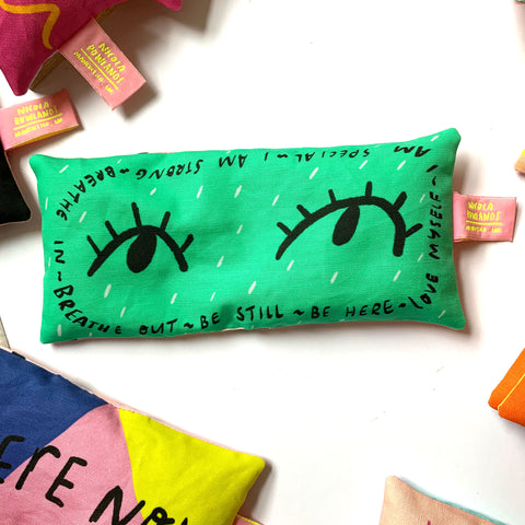 Handmade Lavender Bag: EYES