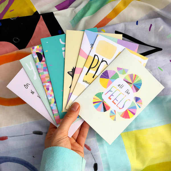 Mix & Match card 12 pack