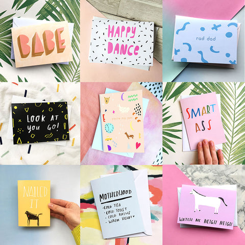 Mix & Match 6 card pack