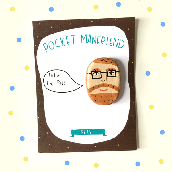 Pocket Manfriend/girlfriend pack of 2
