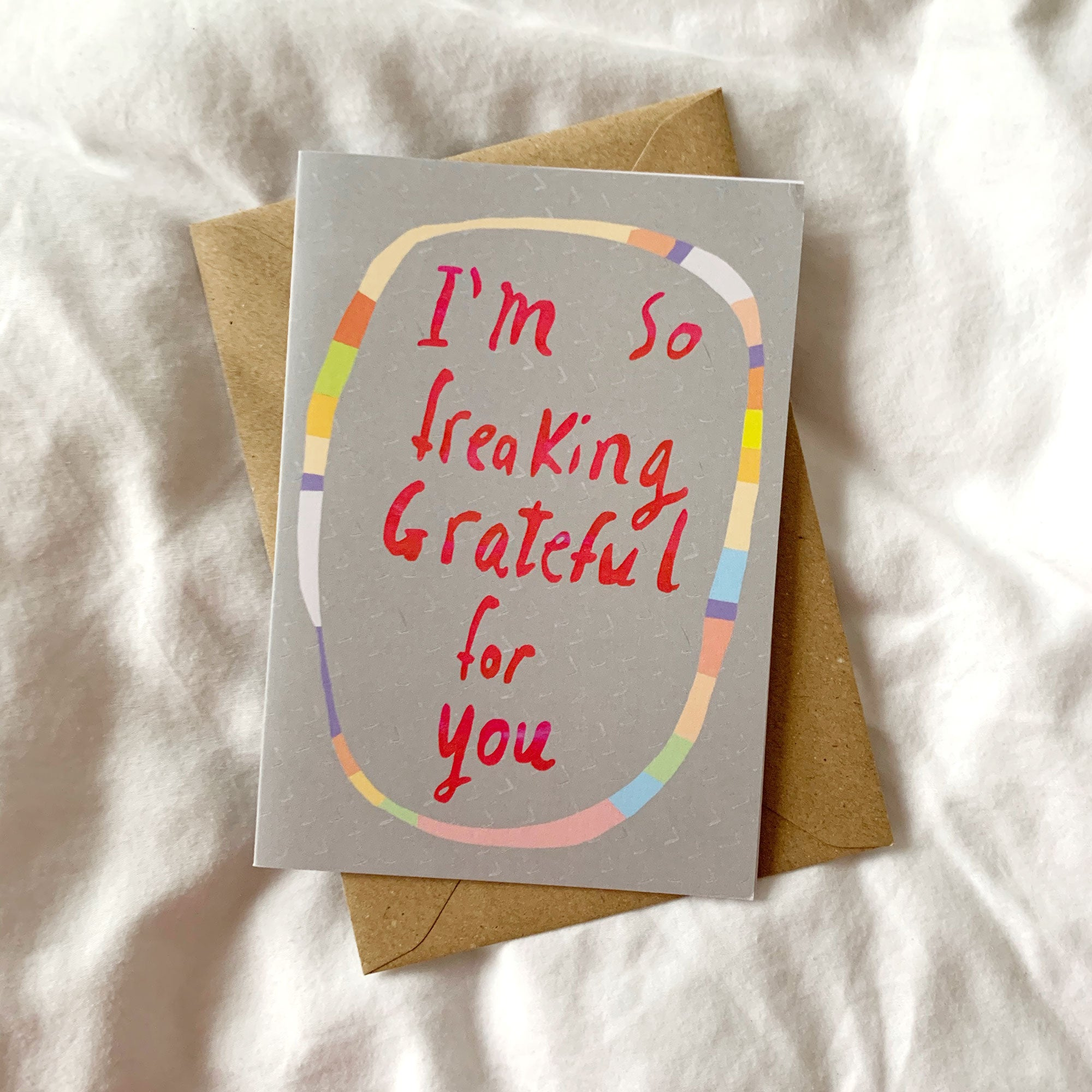 So Grateful card