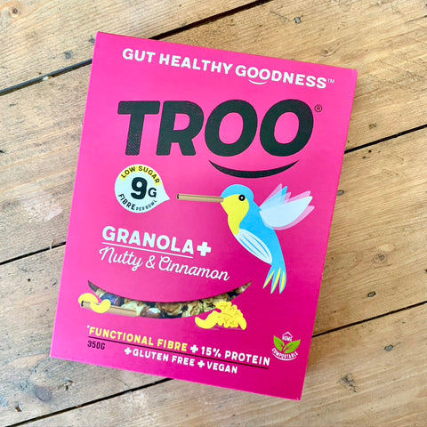 Troo Granola: Nutty and Cinnamon 350g