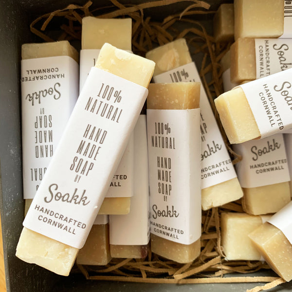 Soakk soap x Nicola Rowlands collaboration