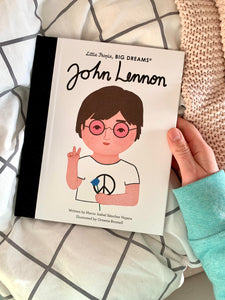 Little people book: John Lennon