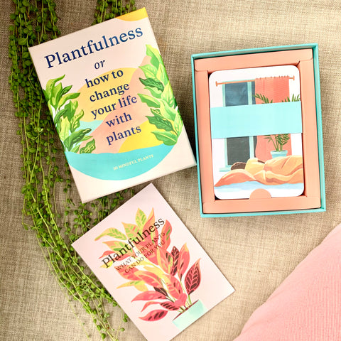Plantfulness cards: How to Change Your Life with Plants