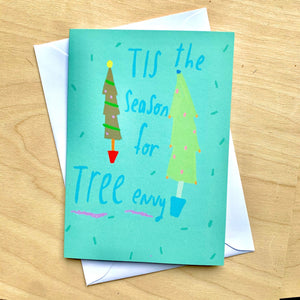 Tree Envy card
