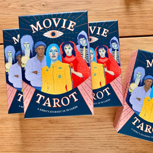 Movie tarot