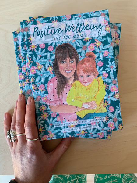 Isabella & Us positive wellbeing magazine for mums issue 10