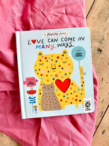 Love can come in many ways - A heart felt book