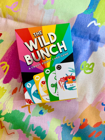The Wild Bunch - card game