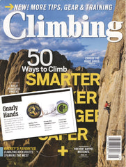 Climbing Magazine - Gnarly Hands, Salve and Cream
