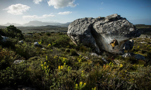 Paul Robinson, Pandemonium stand V9 (Red Hill, Cape Town)