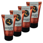 4 Pack of After Sport Recovery Lotion
