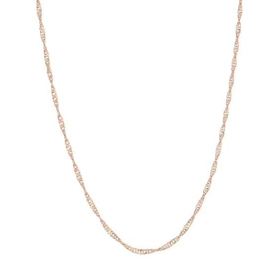 Rose Gold-Plated Chain