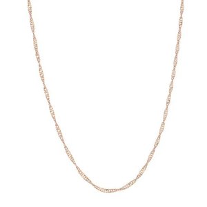 Load image into Gallery viewer, Rose Gold-Plated Chain