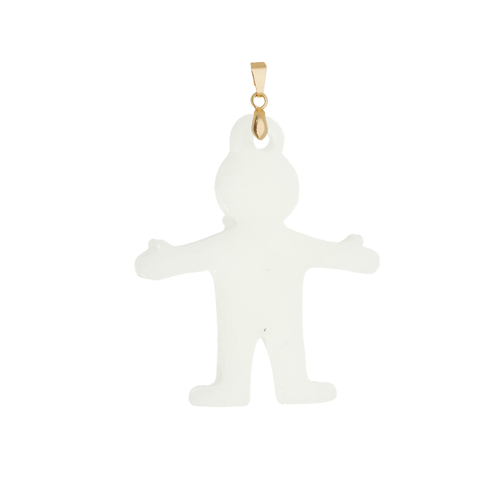 Boy Pendant - Lackto Kit