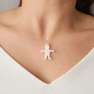 Load image into Gallery viewer, Boy Pendant - Lackto Kit