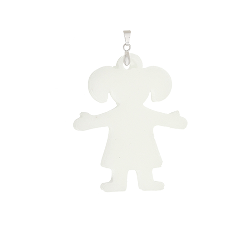 Load image into Gallery viewer, Girl Pendant - Lackto Kit