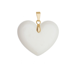 Load image into Gallery viewer, Chubby Heart Pendant - Lackto Kit
