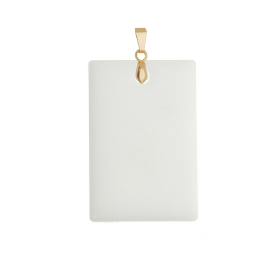 Rectangle Pendant - Lackto Kit