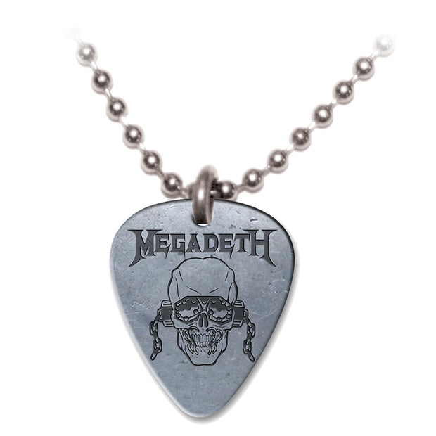 Megadeth Vic Pick Necklace