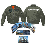 Warheads on Foreheads Album & Flight Jacket Bundle