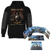 Warheads on Foreheads Album & Reactor Sweatshirt Bundle