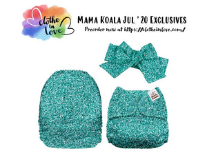 Jul'20 Preorder - Our Exclusive: Glittery Aquamarine