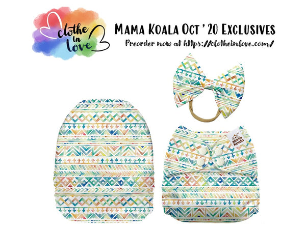 Oct'20 Preorder - Our Exclusive: Tribal Colours