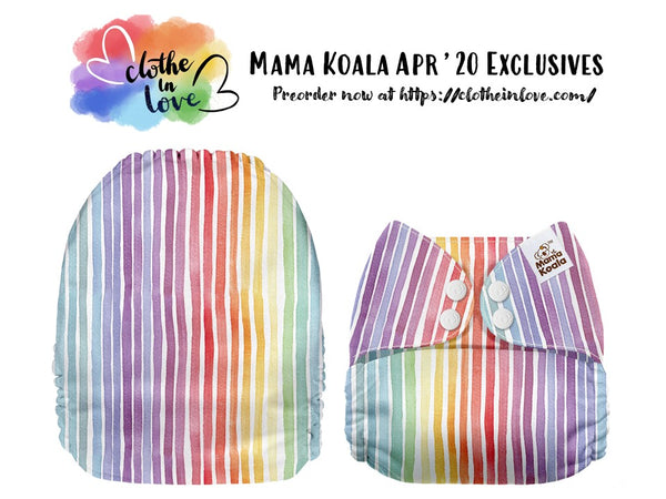 Apr'20 Preorder - Our Exclusive: Rainbow Stripes