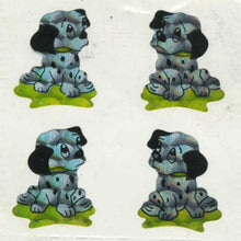 Load image into Gallery viewer, Pack of Prismatic Stickers - Dalmatians