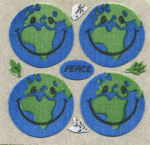 Pack of Furrie Stickers - Happy World