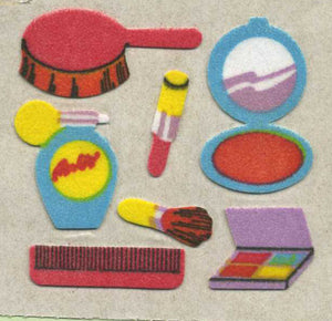 Pack of Furrie Stickers - Make-up Set