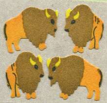 Load image into Gallery viewer, Pack of Furrie Stickers - Buffaloes