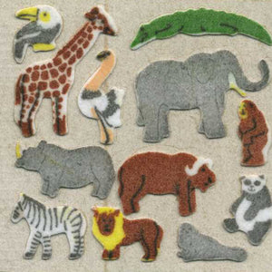 Pack of Furrie Stickers - Micro Wildlife