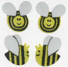 Load image into Gallery viewer, Pack of Silkie Stickers - Bees